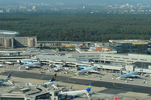 frankfurt flughafen terminal 3