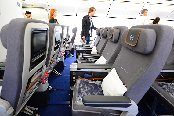 Passengers in all classes from tip to tail will be able to tap into  Lufthansa's FlyNet inflight Internet service at rates from an insanely  steep €11 (A$15) ...