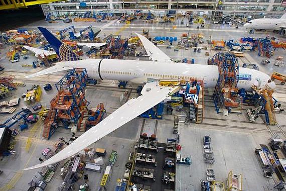 AerCap kauft 30 787-9 Dreamliner