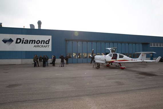 Diamond DA50 Erstflug peter hollos-11
