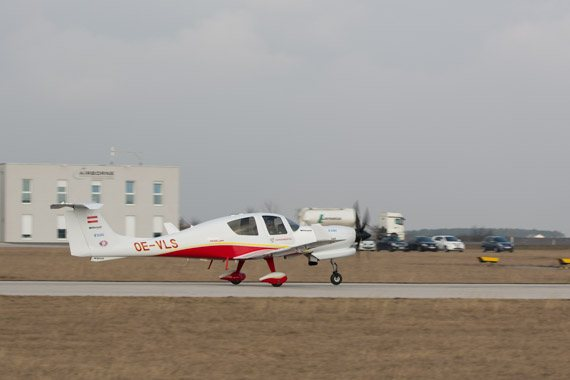 Diamond DA50 Erstflug peter hollos-17