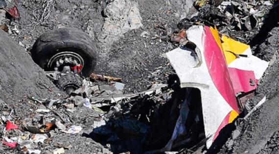 Germanwings-Crash: Bergung der Leichen abgeschlossen | Austrian Wings