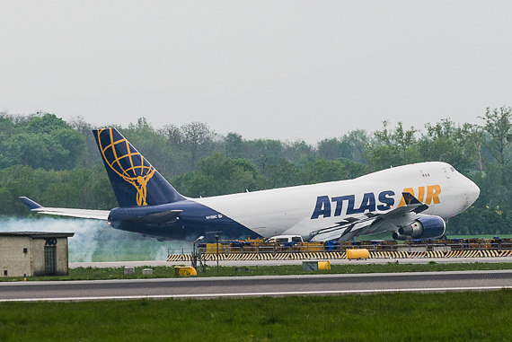 Cause of Atlas Air Crash Remains a 'Mystery' | Flying Magazine