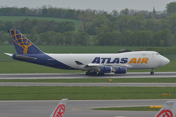 Atlas Air Worldwide Delivers 20th 767-300 Freighter To ...