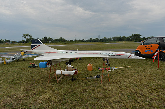 Die Concorde in Stockerau!