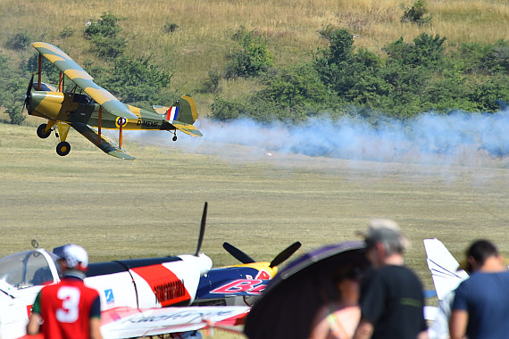 Spitzerberg 2015 Foto Huber Austrian Wings Media Crew Kiebitz D-MEMF Low Pass