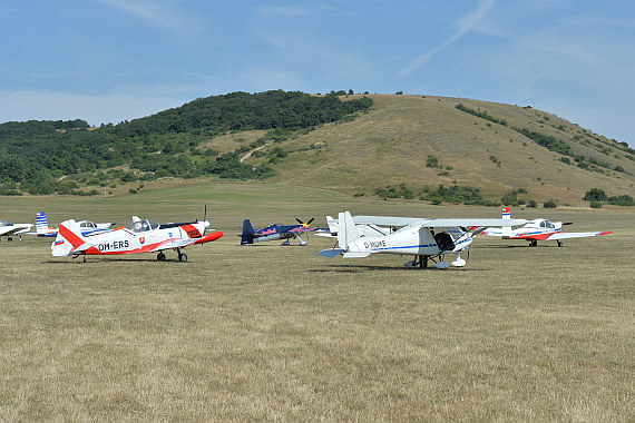 Spitzerberg 2015 Foto Huber Austrian Wings Static Display