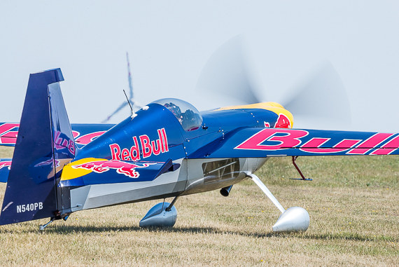 Spitzerberg 2015 Markus Dobrozemsky Red Bull Flying Bulls Zivko Edge 540