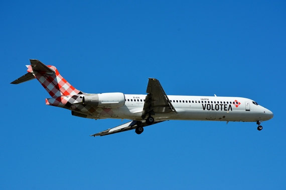 19. Copyright by Paul Bannwath Volotea Boeing 717