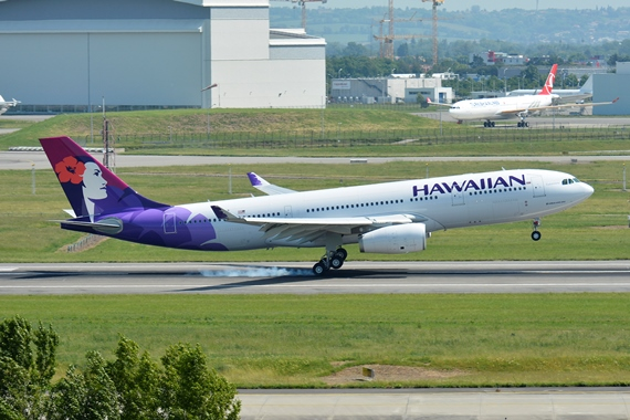 33. Copyright by Paul Bannwath Hawaiian Airbus A330 N378HA