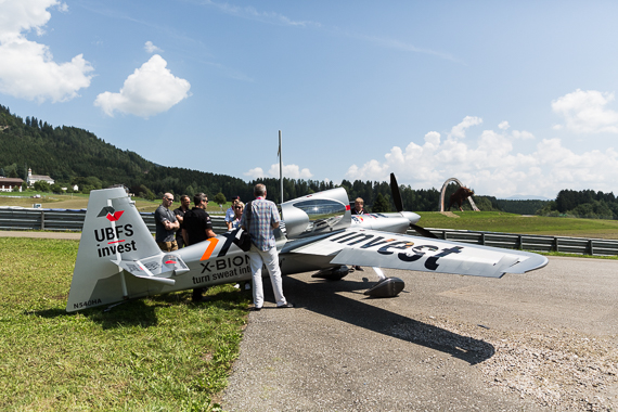 Red Bull Air Race Spielberg 2015 Media Day Hannes Arch Peter Hollos - PH5_6549