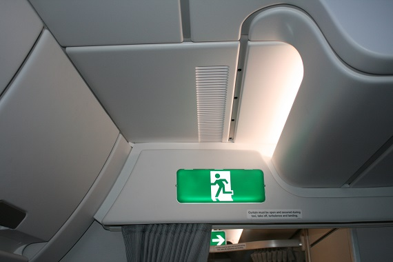 Notausgang Emergency Exit