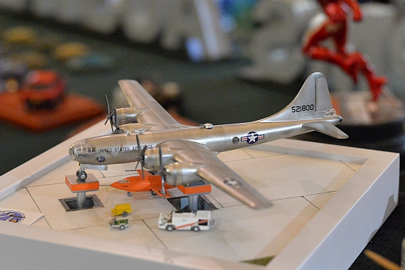 B-29 Superfortress GoMo 2016 Go Modelling 2016 Foto Huber Austrian Wings Media Crew