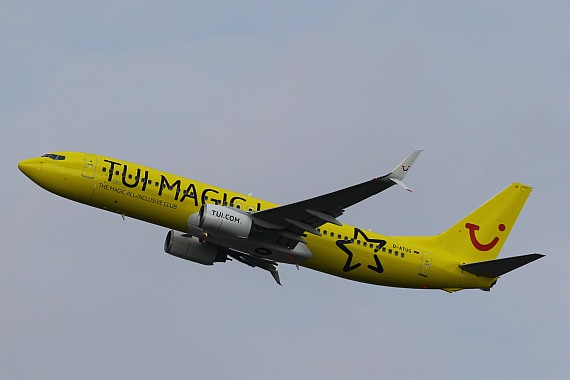 D-ATUG Boeing 737 Split Winglets TUIfly Magic Life Sonderlackierung Foto Kevin Schrenk_006