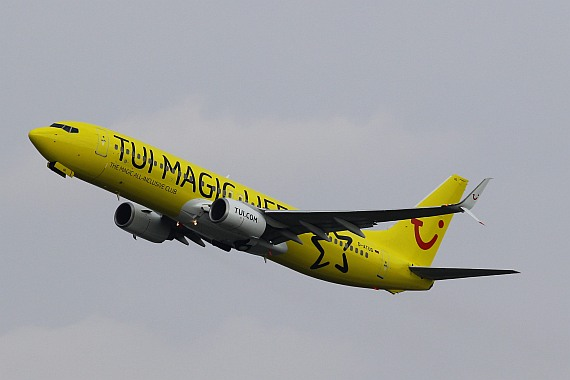 D-ATUG Boeing 737 Split Winglets TUIfly Magic Life Sonderlackierung Foto Kevin Schrenk_05
