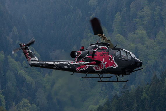 Red Bull Air Race 2016 Spielberg Foto Markus Dobrozemsky AH-1 Cobra Flying Bulls