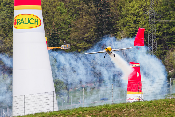 Red Bull Air Race Spielberg 2016 Foto Thomas Ranner