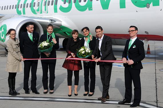 Flughafen Wien Neue Transavia Verbindung Nach Paris Orly