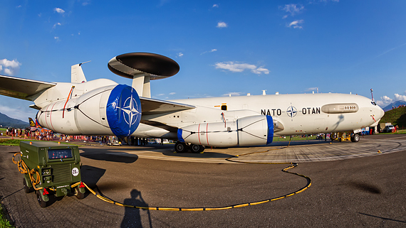 AWACS nato 707 e-3 Airpower 2016 Thomas Ranner