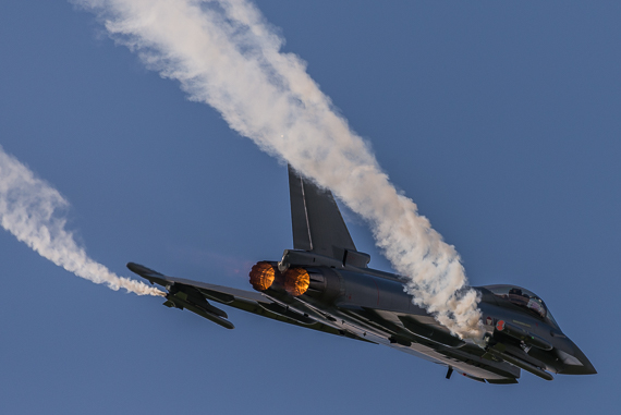 Bundesheer-Eurofighter