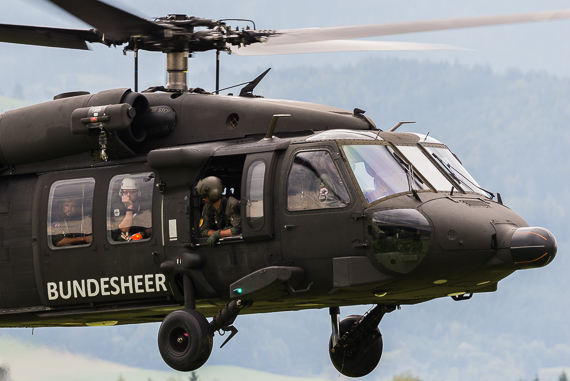 Bundesheer-Sikorsky-S-70-Black-Hawk