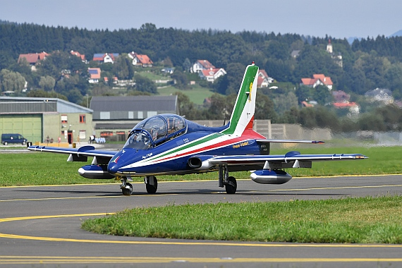 DSC_0079 Frecce Tricolori Airpower 2016 Foto Huber Austrian Wings Media Crew