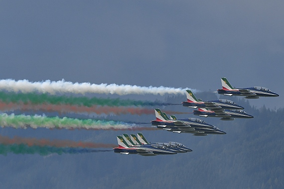 DSC_0218 Frecce Tricolori Airpower 2016 Foto Huber Austrian Wings Media Crew