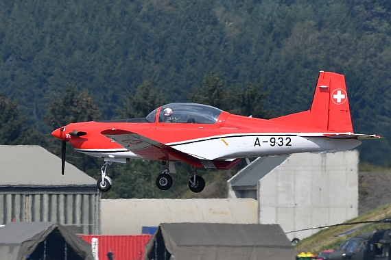 DSC_0297 Pilatus PC-7 Team A-932 Schweizer Luftwaffe Airpower 2016 Foto Huber Austrian Wings Media Crew
