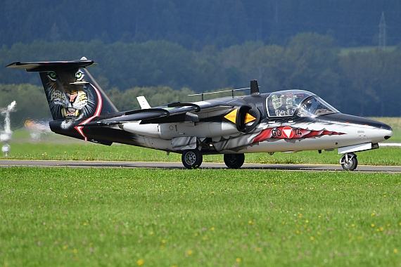 DSC_0333 Bundesheer Saab 105 Tiger Airpower 2016 Foto Huber Austrian Wings Media Crew