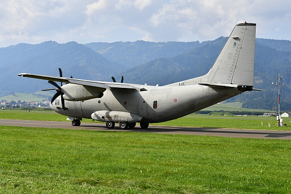 DSC_0593 Alenia Spartan Airpower 2016 Foto Huber Austrian Wings Media Crew