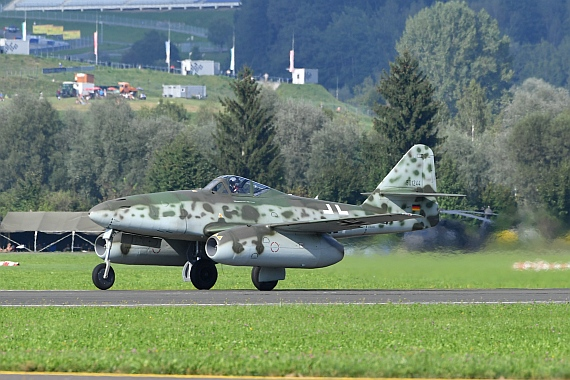 DSC_0750 Messerschmitt Me-262 Airpower 2016 Foto Huber Austrian Wings Media Crew