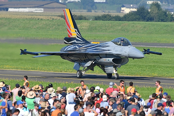 DSC_1560 Belgian Air Force F-16 Airpower 2016 Foto Huber Austrian Wings Media Crew