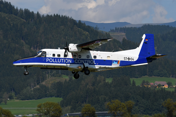 Deutsche Marine Dornier Do-223-212 - Foto Austrian Wings Media Crew