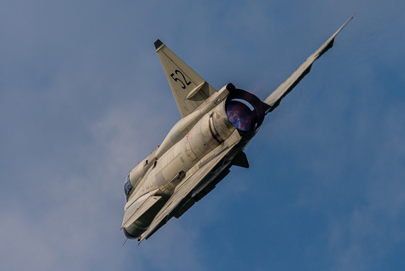 Swedish-Historic-Flight-Saab-37-Viggen