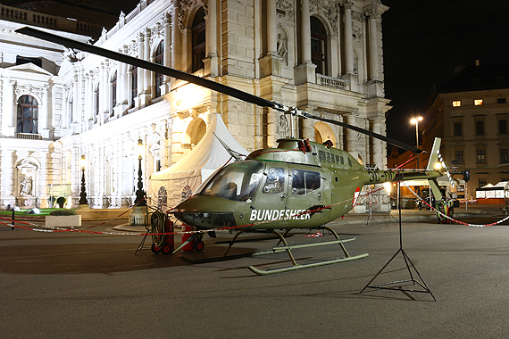 Bundesheer Bell OH-58 - Foto: Austrian Wings Media Crew