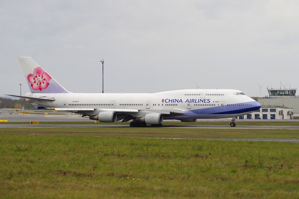 China Airlines Austrian Wings