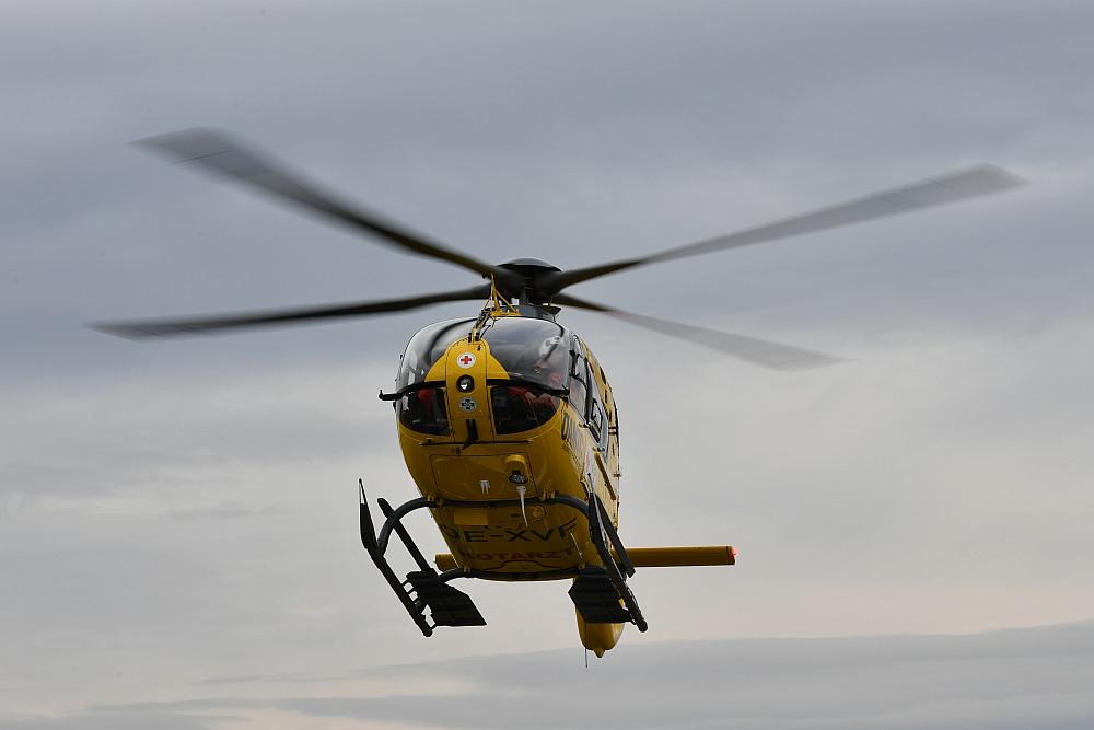 Drohne kam in Salzburg Rettungshubschrauber gefährlich nahe