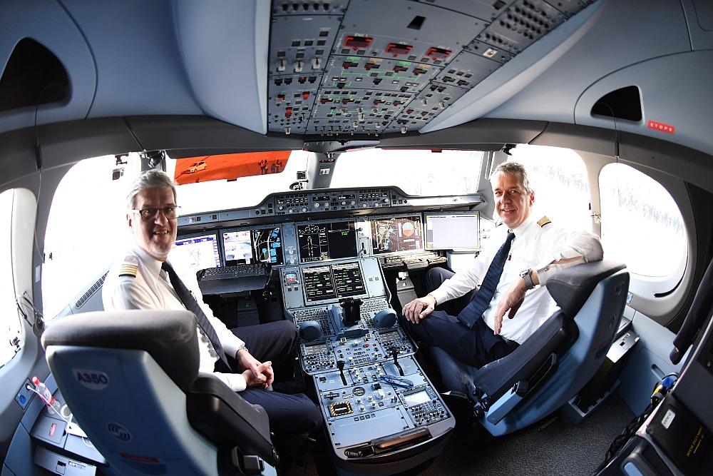 Lufthansa und Cockpit einigen sich auf neue Tarifverträge