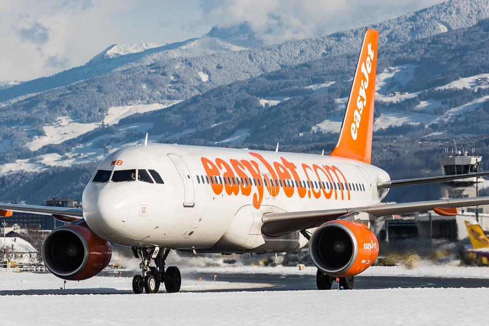 Easyjet wird auf dem Papier Österreichs größte Airline
