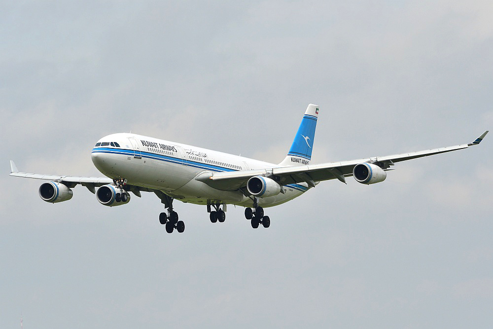 Berliner Israeli will Kuwait-Airways-Flug erzwingen