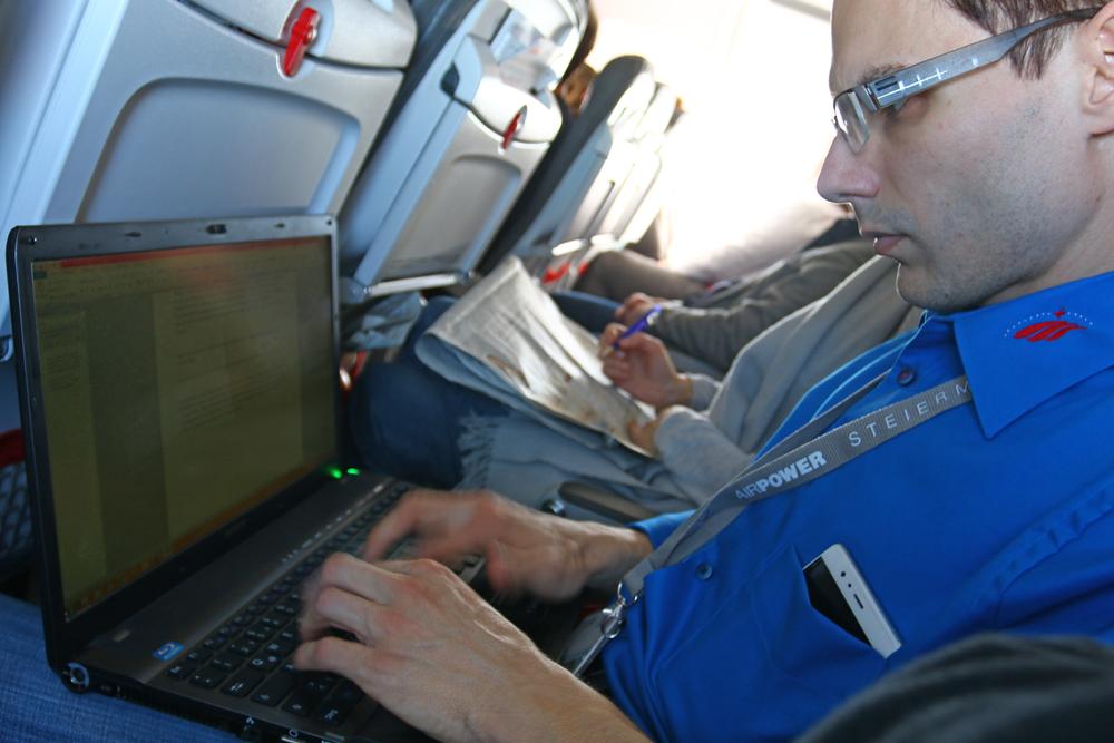 Lufthansa bietet WLAN jetzt auch auf kurzen Strecken