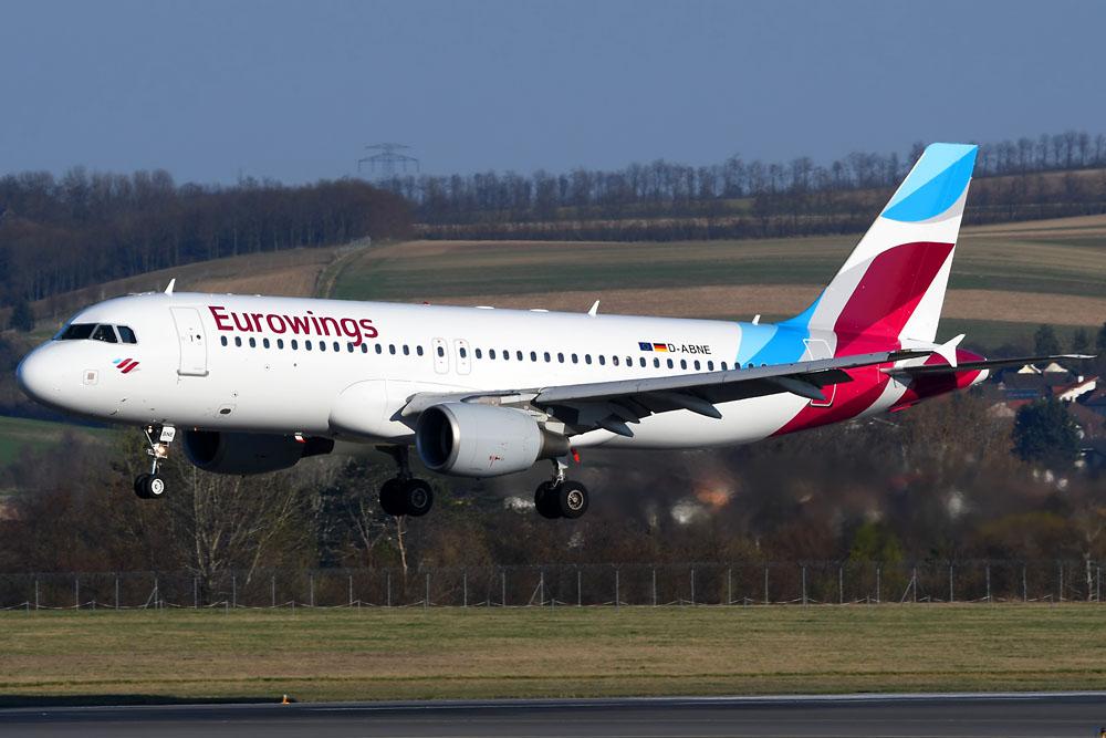 Flughafen Wien Eurowings Mit 15 Neuen Destinationen Austrian Wings