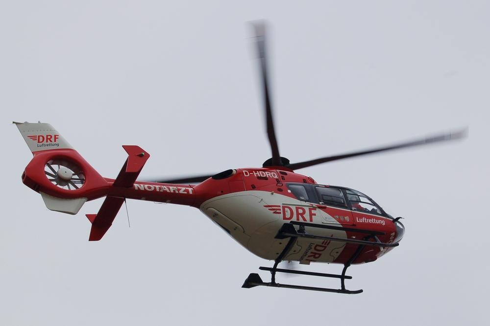 Halbjahresbilanz der DRF Luftrettung