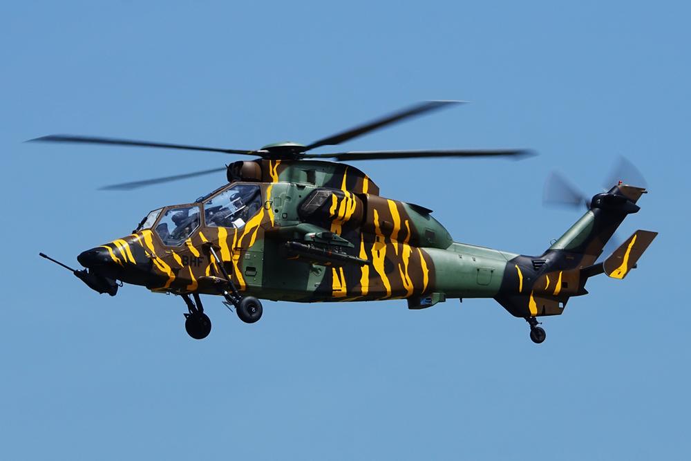 Der Helikopter