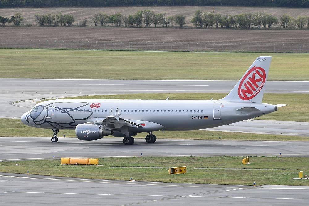 Reiseveranstalter bringt Konkursantrag gegen Air-Berlin-Tochter Niki ein