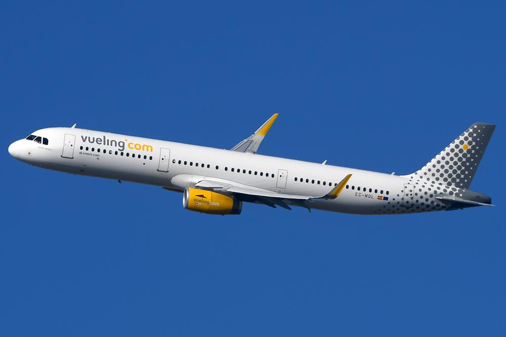 Vueling ist ein spanischer Billigflieger- NIKI soll in der Airline aufgehen Symbolbild