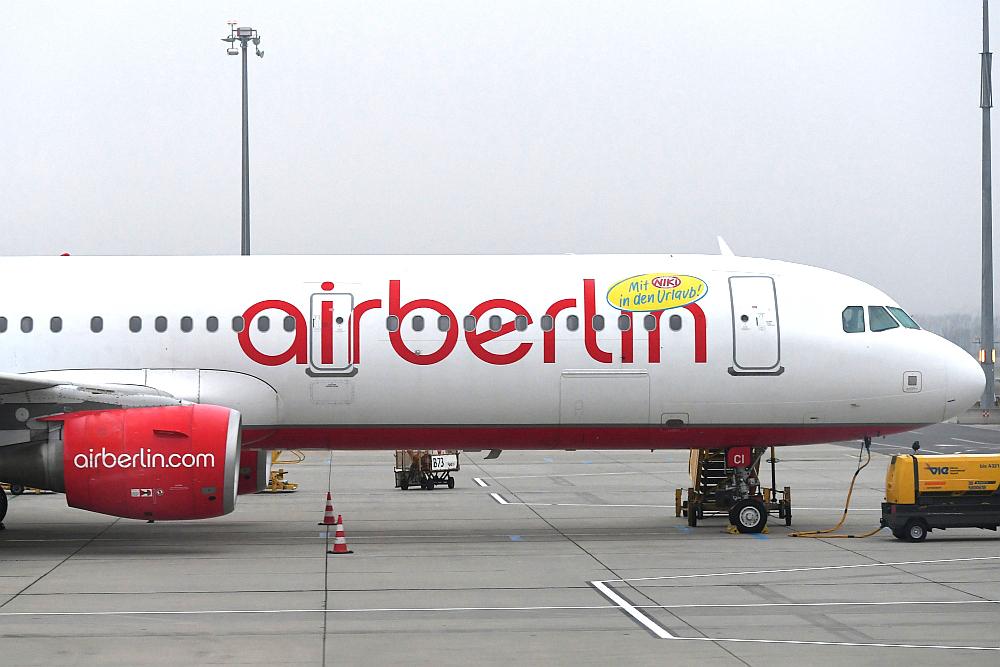 Air Berlin - Kebekus befürchtet Insolvenz von Tochter Niki