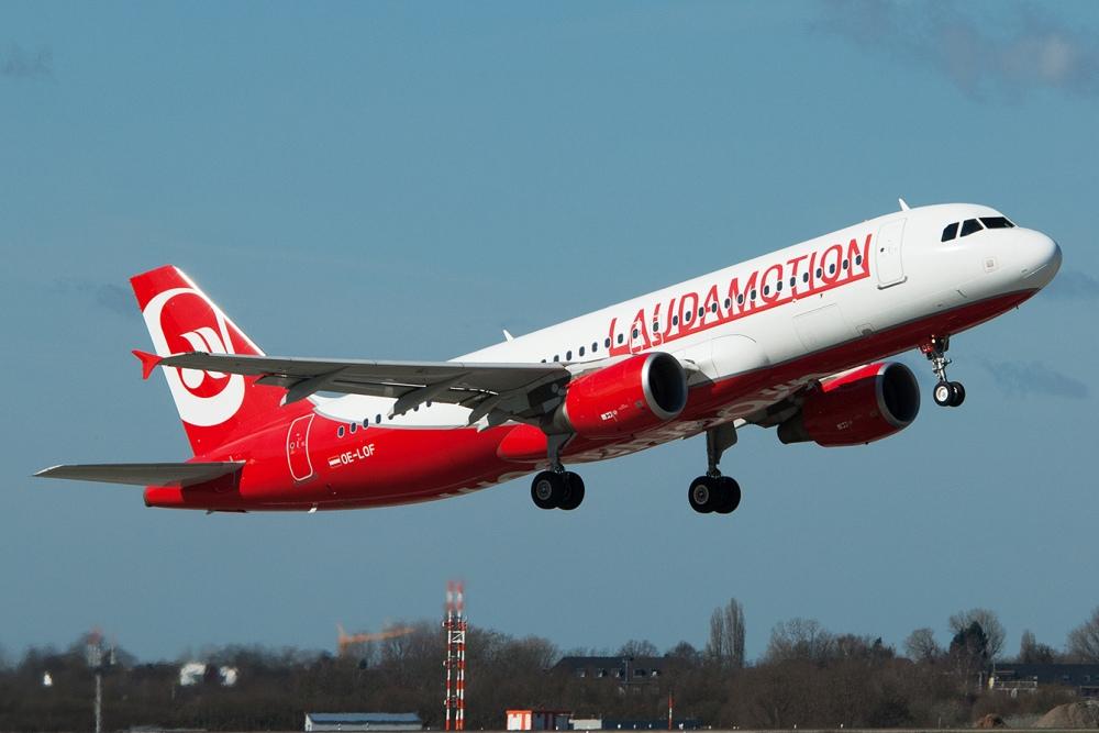Lauda-Jets gehen für Lufthansa-Tochter an den Start