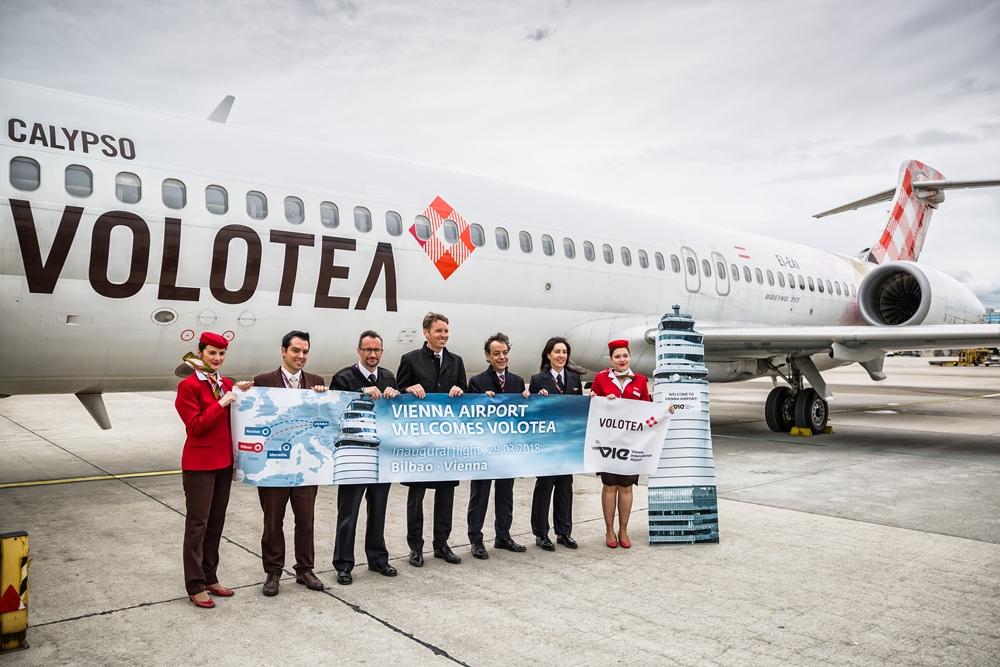 Flughafen Wien Volotea Fliegt Ab Sofort Nach Bilbao Austrian Wings