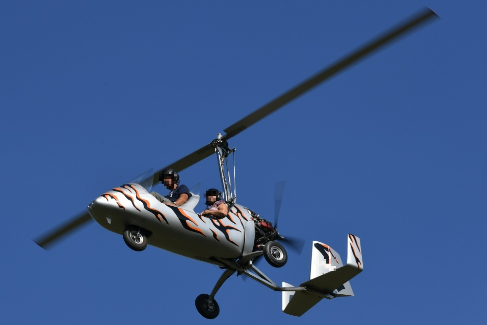 Ein Toter bei Gyrocopter-Absturz | Austrian Wings